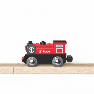 batteriebetriebene Lokomotive