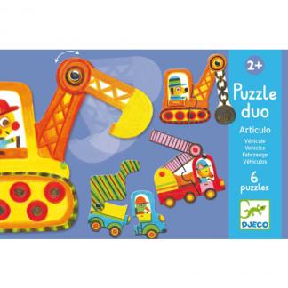 Puzzle Fahrzeuge