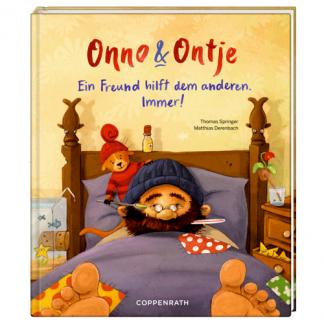 Onno & Ontje - Ein Freund hilft dem anderen. Immer!