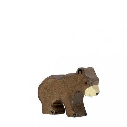 Braunbär klein von Holztiger