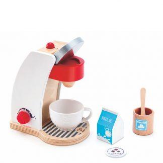 Kaffeemaschine weiß
