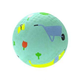 Ball aus Naturkautschuk mit Bauernhof Design