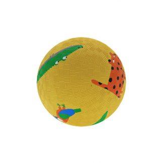 Ball Dschungel klein Naturkautschuk