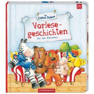 Kinderbuch Die lieben Sieben ab 2 Jahre