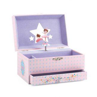 Schatulle Spieluhr Ballerina