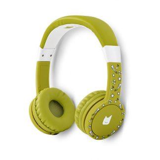 grüne Kopfhörer für die Toniebox