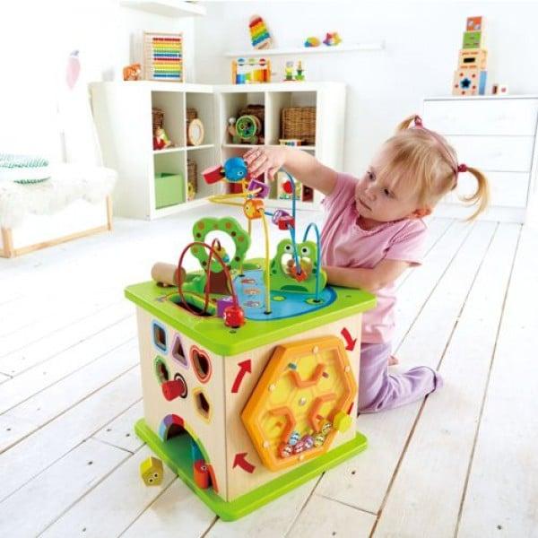 spielw rfel kleine tierchen gro es spielecenter kinder. Black Bedroom Furniture Sets. Home Design Ideas