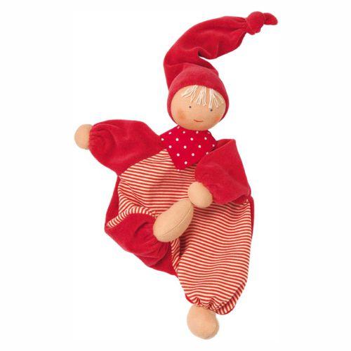 weiche Schmusepuppe für Kinder ab dem Säuglingsalter