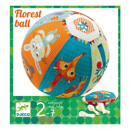 ein federleichter Ball mit entzückenden Motiven