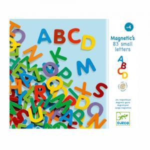 ideal zum spielerischen Erlernen von Buchstaben