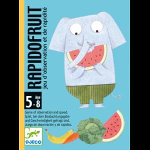 Kartenspiel Rapido Fruit Beobachtung und Schnelligkeit