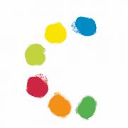 Fingerfarben 6er