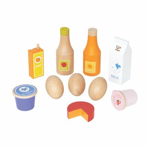 10-teiliges Zubehör für die Kinderküche