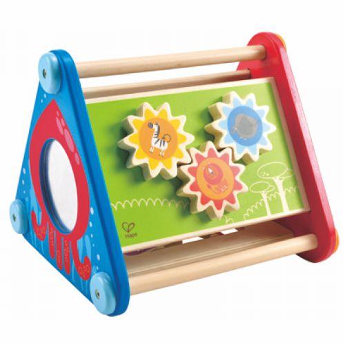 Aktivitätenspielzeug aus Holz