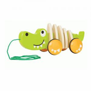 Krokodil zum Ziehen