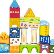 Fantasie Schlosssteine