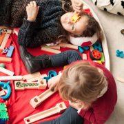 Play & Go Spielzeugsack rot