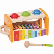 Xylophon mit Hammerspiel