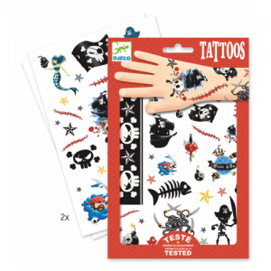 Tattoos Piraten