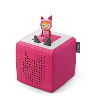 Toniebox Starter-Set pink