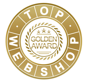 Top of Website Gold-Award