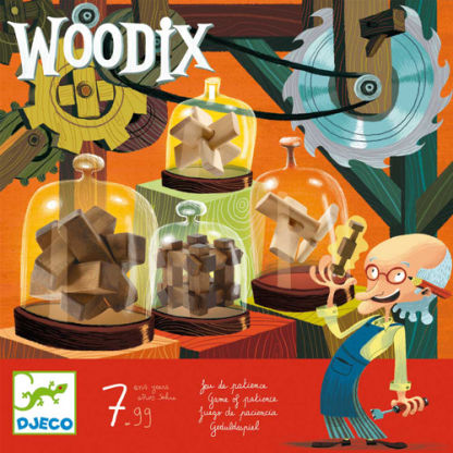 Woodix Geduldspiel