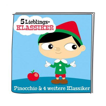 Pinocchio und vier weitere Klassiker