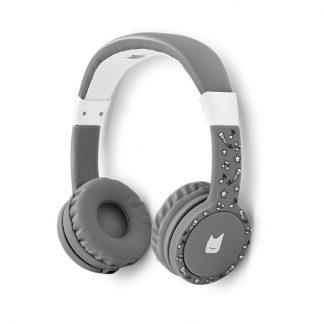 graue Kopfhörer für die Toniebox