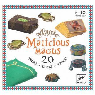 großer Zauberkasten mit 20 Zaubertricks von Djeco