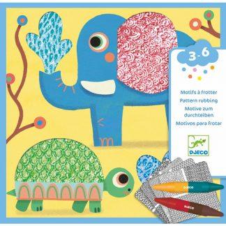 Kreativset für Kinder ab 3 Jahren