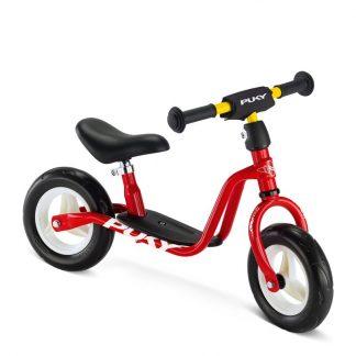 rotes Puky Laufrad mit Schaumstoffreifen