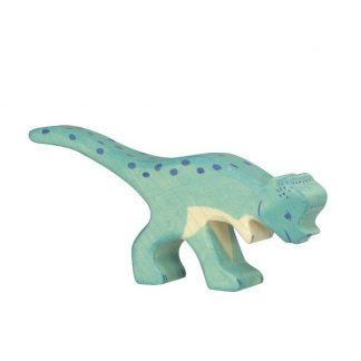Dinosaurier aus Holz