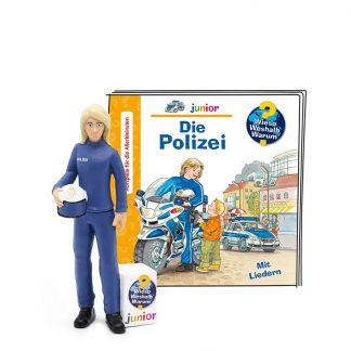 Hörspielfigur Toniebox Polizei