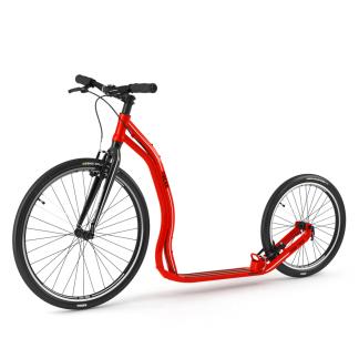 Aluminium Roller Yedoo Trexx Rot