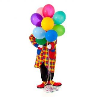 Gutschein-Clown