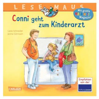 Conni geht zum Kinderarzt Lesemaus Carlsen